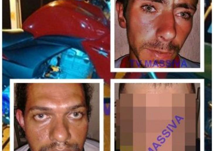 TRÊS PRA TRANCA POLICIA MILITAR PRENDE UM NO TRÁFICO E DOIS NO FURTO DE MOTO NA VILA MUSA
