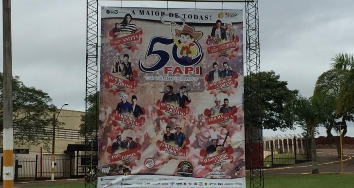 A MAIOR FEIRA DE PORTÕES ABERTOS DO BRASIL ESTA CHEGANDO FAPI 2016