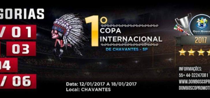 PREFEITURA DE CHAVANTES PROMOVERÁ 1º FESTIVAL DE FÉRIAS.