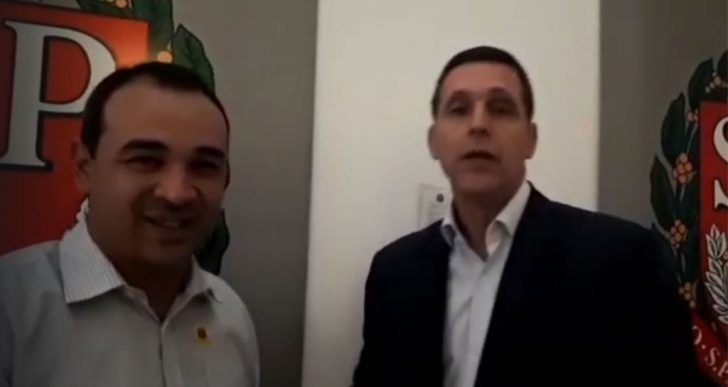 BAIRRO JOSÉ HENRIQUE MARTINS – NOSSO TETO TERÁ NOVO ASPÉCTO APÓS RECAPE ASFÁLTICO