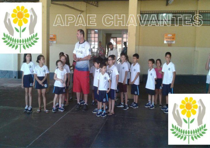 SETEMBRO VERDE CONFIRA AS ATIVIDADES ORGANIZADAS PELA APAE DE CHAVANTES