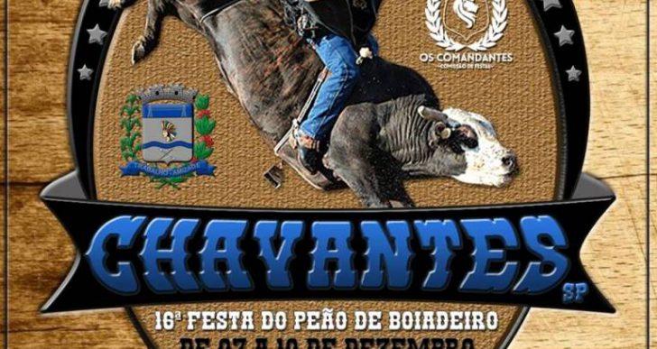ALÔ MEU POVO, VAI COMEÇAR DE NOVO!!!!!! VEM AÍ 16ª FESTA DE PEÃO DE BOIADEIRO DE CHAVANTES TODOS ESTÃO CONVIDADOS