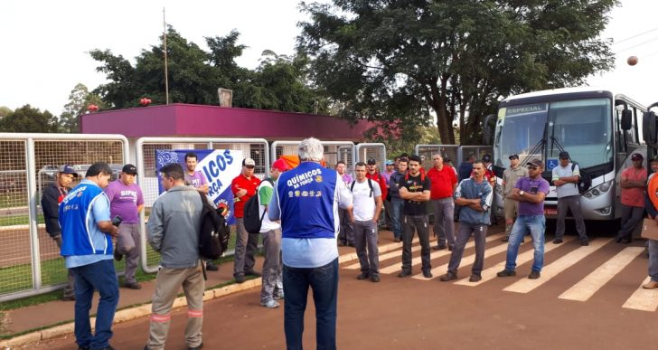 SINDICATO QUÍMICO DE IPAUSSU CONQUISTA EXCELENTES RESULTADOS PARA OS FUNCIONÁRIOS DA RAÍZEN DE IPAUSSU