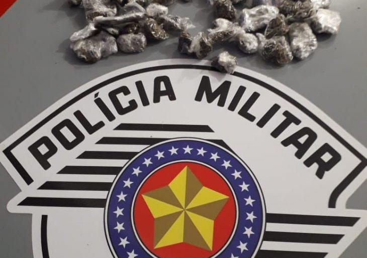 POLÍCIA MILITAR PRENDE DOIS EM RIBEIRÃO DO SUL
