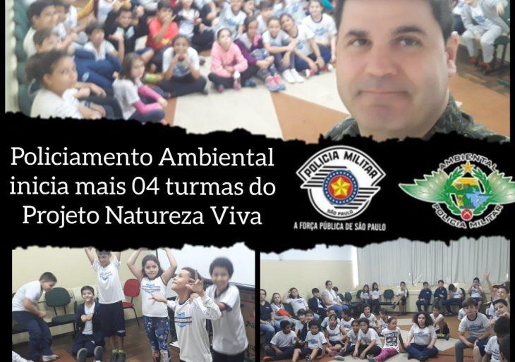 """POLICIAMENTO AMBIENTAL INCIA FORMAÇÃO DE MAIS 103 """"PATRULHEIROS AMBIENTAIS MIRINS """" EM MARÍLIA"""