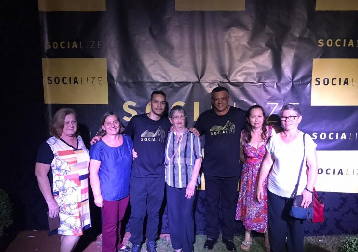 """SOCIALIZE"" EVENTO BENEFICENTE AGITOU O FINAL DE SEMANA EM CHAVANTES"