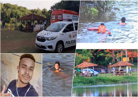 JOVEM DESAPARECE NAS ÁGUAS DO RIO PARDO