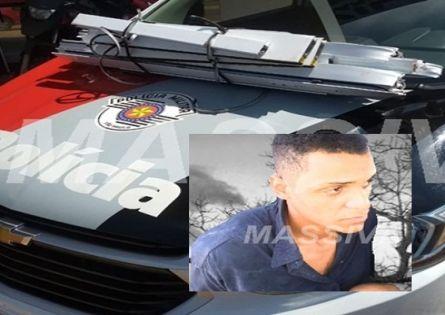POLÍCIA MILITAR PRENDE INDIVÍDUO APÓS FURTO EM CONDOMÍNIO
