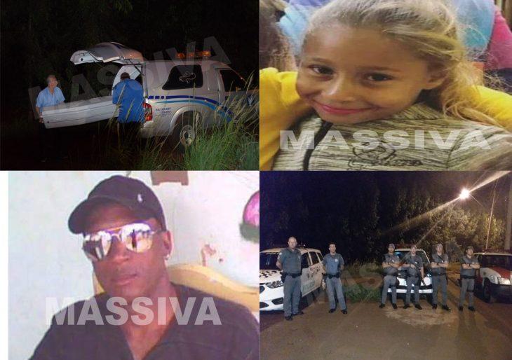 EMANUELLE FOI FRIAMENTE ASSASSINADA EM CHAVANTES