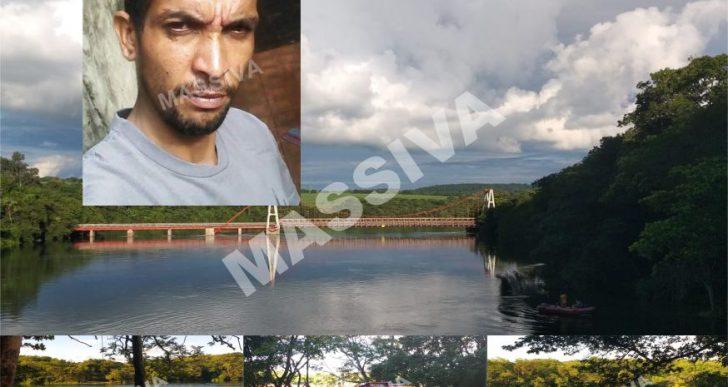 """RAPAZ """"DESAPARECE NAS ÁGUAS"""" DO RIO PARANAPANEMA NA PONTE PÊNSIL DE CHAVANTES"""