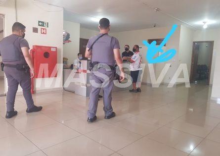PRESIDENTE DO CLUBE ATLÉTICO OURINHENSE É DETIDO PELA POLÍCIA MILITAR APÓS PROMOVER EVENTO ESPORTIVO.