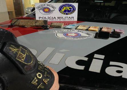 FORÇA TÁTICA MANDA MAIS DOIS PARA CADEIA EM CHAVANTES