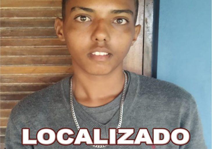 JOVEM DE SALTO GRANDE É LOCALIZADO AS MARGENS DA SP-270 DA RAPOSO TAVARES!