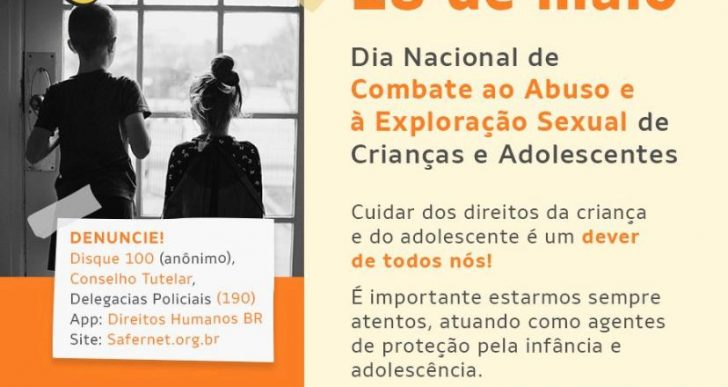 CHAVANTES (SP) RECEBE INICIATIVA QUE VISA A PROTEÇÃO DOS DIREITOS INFANTO-JUVENIS E FORTALECIMENTO DA REDE DE PROTEÇÃO