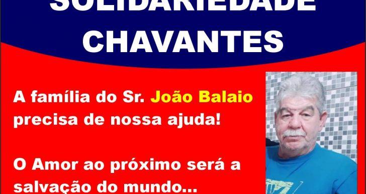 SOLIDARIEDADE CHAVANTES – JOÃO BALAIO