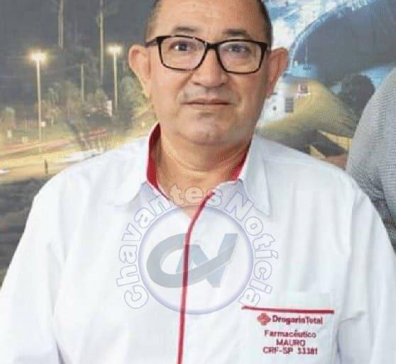 """PEDIDO DE ORAÇÃO AO MAURO """"DA"""" FARMÁCIA DE CHAVANTES…"""